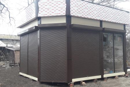 Изготовление домиков в Одессе