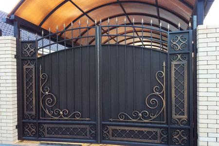 Изготовление ворот в Одессе